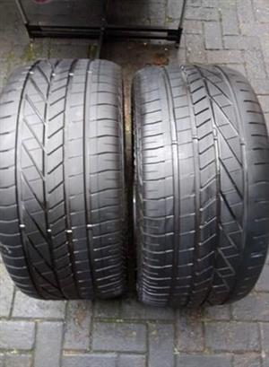 275/35R19 GOODYEAR (RUNFLAT) TYRES FOR SALE