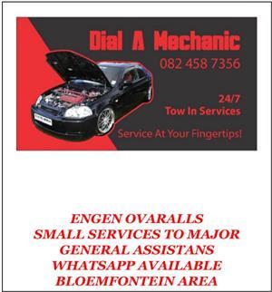 Dial a Mechanic