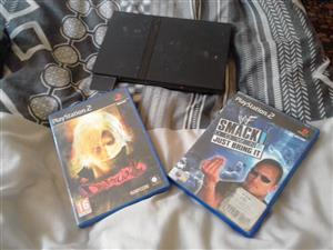 playstation2 for sale or swop