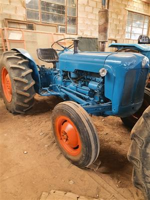 3 and 4 cylinder diesel tractors  available. From: R35000