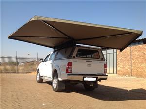 Maxi shade 270 awning