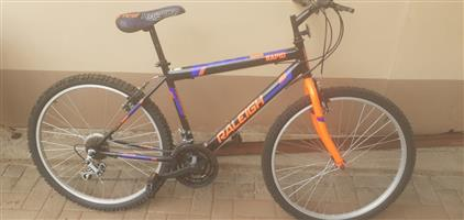 Raleigh Rapid bicycle for sale