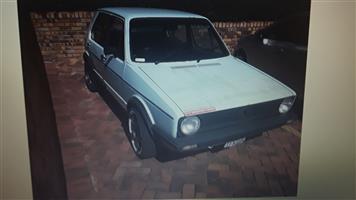 1982 VW Golf GTI