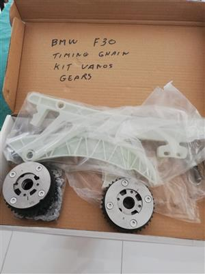 Brand new BMW N13, N52, N42, N46, F30, M54, N52 AND N53 timing kits and gears available