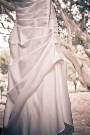 Ivory Bride & Co wedding dress for sale