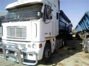 @0656597466 34 TON SIDE TIPPER TRUCKS FOR HIRE/CONTRACTS