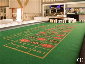 Fun Casino Tables for hire - Gaming Events - Fun Nights in Vegas - Poker Party Hire