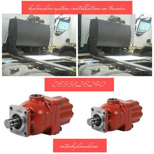 HYDRAULIC SYSTEM ON TRUCKS AT DISCOUNTED