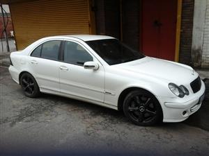 2004 Mercedes Benz 220D