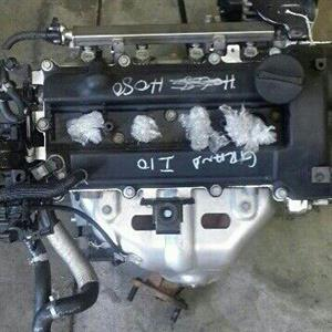 Hyundai I10 Grand engine.