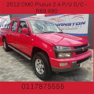 2012 CMC Plutus 2.4 double cab