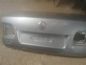 VW Polo Classic Bootlid .