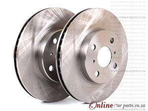 Toyota Yaris 1.3 2005- Brake Discs