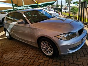 2010 BMW 1 Series 120d 5 door Exclusive steptronic