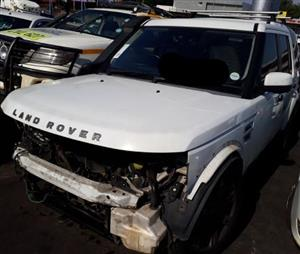 2012 Land Rover Discovery DISCOVERY 3.0 Si6 HSE
