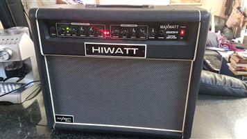 Hiwatt G50CM R (very clean)