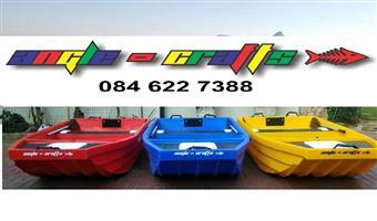 Brand new Angle craft boats
