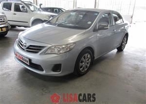 2012 Toyota Corolla Quest COROLLA QUEST 1.6