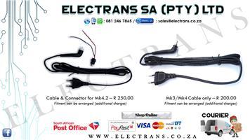GHD Cables / GHD Repairs - Electrans SA