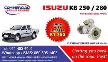isuzu 4jb1 starter