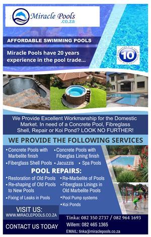 Miracle Pools
