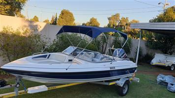 Legacy 170 Ski Boat Reduced