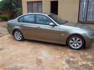 2006 BMW 3 Series sedan 320D SPORT LINE LAUNCH EDITION A/T (G20)