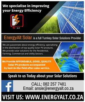 EnergyAlt Solar