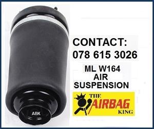 Mercedes Benz ML W164 Front and Rear Air Springs NEW