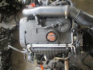 VW 2.0TDi (BKD) Engine for Sale
