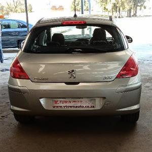 2009 Peugeot 308 hatch 308 1.2T PURETECH ALLURE
