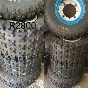 Beatlock Rims and Tyres
