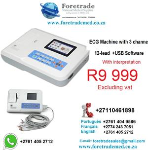 ECG Machine R9999