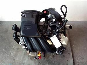 NISSAN MICRA 1.2L Engine