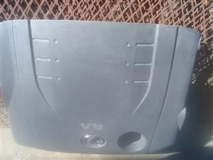 VW Amarok V6 Engine Cover
