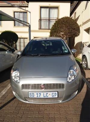2011 Fiat Punto 1.2 Active