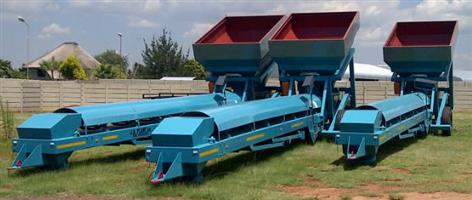 New and used Concrete Batching plants