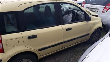 Fiat Panda breaking up for spares