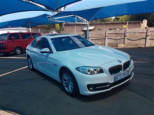 2015 BMW 5 Series 520i Luxury