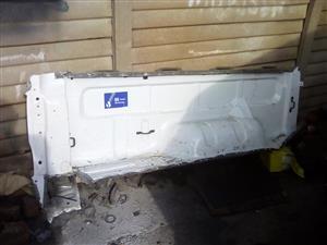 Ford Ranger Supercab T6 Loadbin Panels