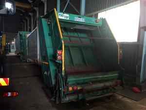 Excellent Waste Removal Load body Installations