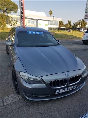 2013 BMW 5 Series sedan 540i LUXURY LINE A/T (G30)