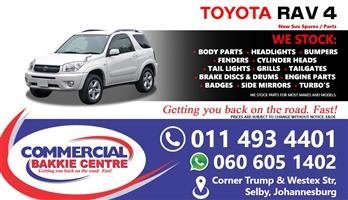 toyota rav4 spare parts