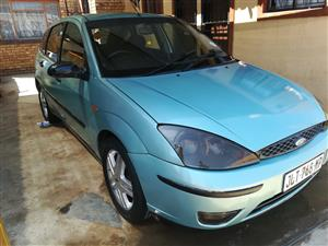 2002 Ford Focus hatch 5-door FOCUS 2.5 ST 5Dr