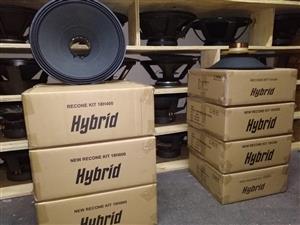 Hybrid, Beta3, Celto & Genesis ETC - Complete Recone Kit's
