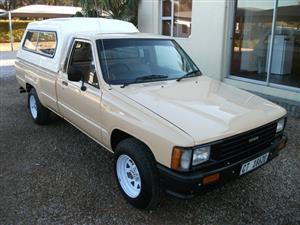 1985 Toyota Hilux 2.4GD