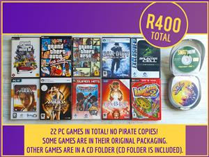 22 PC Games