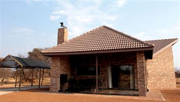 Sondela Nature Reserve 12-19 October 2018 -Bela Bela –> Full Week (6 Sleeper self-catering chalet)