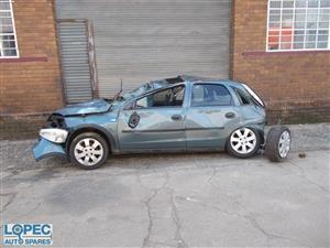 Opel Corsa Gamma Hatch 1.6 Stripping for Spares and Parts!!!
