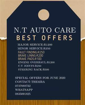 N.T AUTO CARE